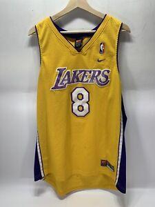 Nike Los Angeles Lakers Kobe Bryant #8 Swingman Jersey Talla XL ...