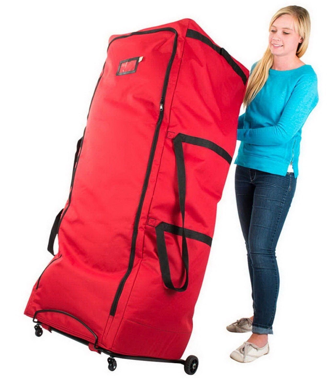 XL Künstlich 6 7.5 9 3.7m M Weihnachten Tree Lagerung Tasche Santa's Bag   | Maßstab ist der Grundstein, Qualität ist Säulenbalken, Preis ist Leiter  | Großartig