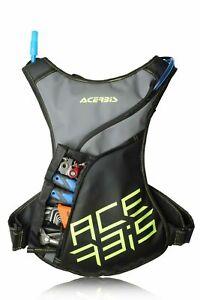 ACERBIS WATER SATUH HYDRATION PACK 2.5 LTR DRINK CAMEL BAG ENDURO MOTOCROSS MX