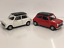 thumbnail 3 - Mini-Cooper-1300-Cream-and-Red-1-32-Scale-Pull-Back-Go-Welly-49720
