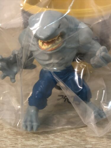 DC Batman Spin Master Mini Figures KING SHARK ouvert Blind Box New