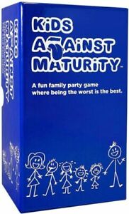 Against Game for   and Humanity Super Fun Hilarious Maturity Card UK