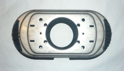 Hansgrohe 97224000 Duo-Tec Carrier Escutcheon Sub Plate /& Foam Sealing Gasket