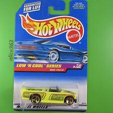 HOT WHEELS 1998 -  Mini Truck - Low´n Cool Series - 697 - long card - neu in OVP