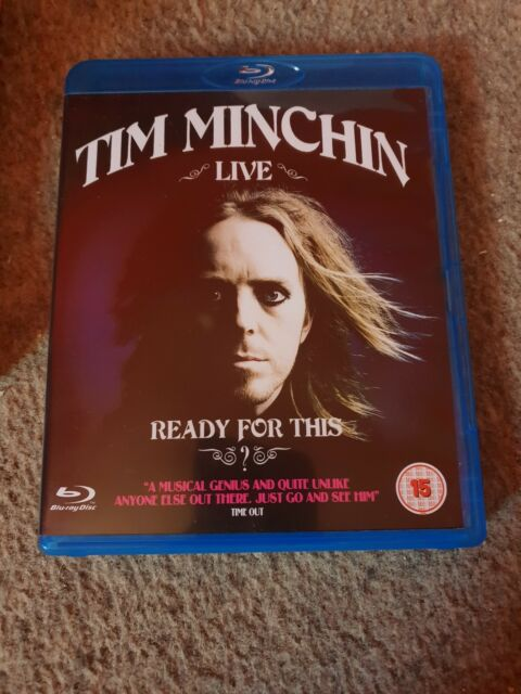 Tim Minchin - Ready For This (Blu-ray, 2010)