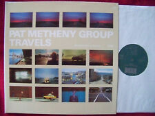 Pat Metheny Group - Travels  Live in Concert    D-LP im Top Zu