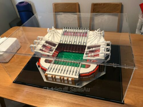 Display cases for LEGO Old Trafford Manchester United 10272 Aus TopRated Seller