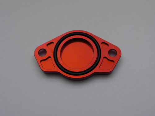 999 R 999 999 S 749 R 749 S DUCATI COPERCHIO di ispezione con logo rosso SBK 749