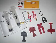 Avid - Kit spurgo/bleed kit originale SRAM-Avid x Code,XX,XO,Elixir,Juicy NO DOT