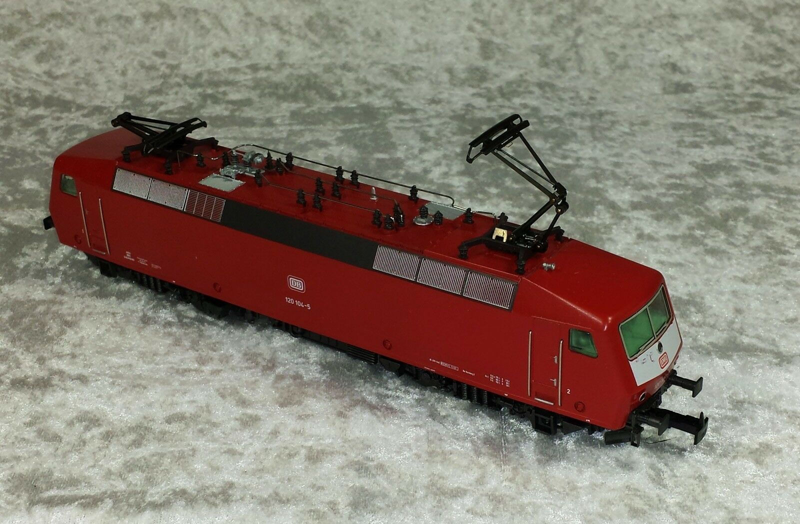 Märklin H0 3553 E-Lok BR 120104-5 DB Neuwertig OVP    | Bestellungen Sind Willkommen  11cf8c