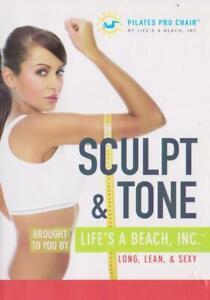 Sculpt & Tone: Long, Lean, & Sexy DVD VIDEO TRAINING body workout fitness cardio | eBay