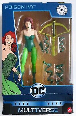 DC Comics Originals Multiverse Poison Ivy Batman 80 Years Mattel