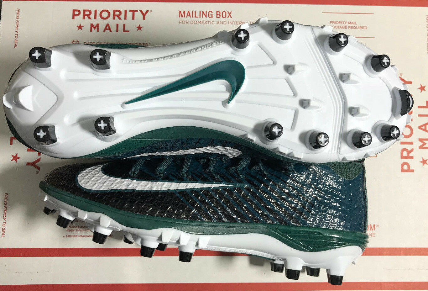 Nike Lunarbeast Elite Td Pf Herren Fußball Fußball Fußball Stollenschuhe 847588-024 Msrp f26281