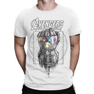 Avengers-Infinity-War-Art-T-Shirt-Men-039-s-Women-039-s-All-Sizes
