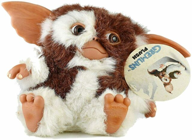 Gizmo Gremlins Mini Plush Toy NECA Mogwai Soft - Official