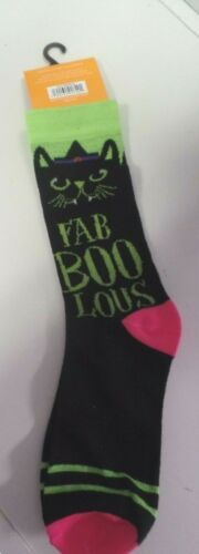 HALLOWEEN SOCKS. YOUR CHOICE OF THREE DESIGNS--SIZE 9//11--SHOE SIZE 4//10