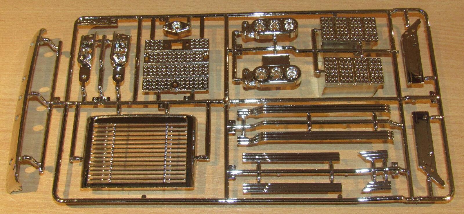 Tamiya 56314 Knight Hauler, 9115132 19115132 P Parts (Grill), NEW