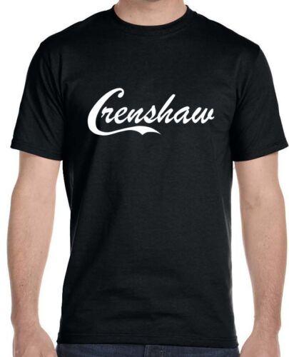 Straight Outta Crenshaw Mens T-Shirt