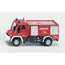 SIKU Unimog Fire Engine 1:87 Scale * die-cast toy vehicle model #1068 * NEW