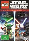 LEGO Star Wars (DVD, 2013, 2-Disc Set)