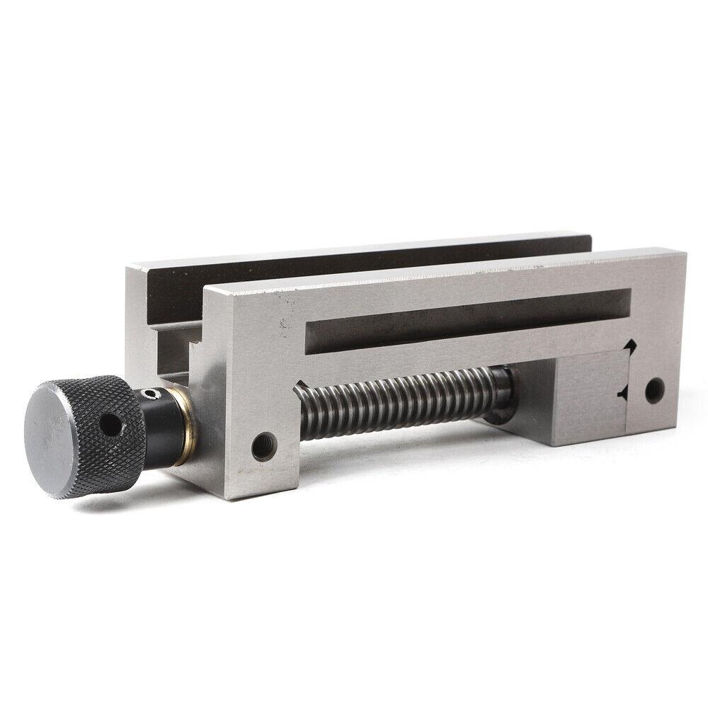 Bench Clamp CNC Machine Simple Plain Vice Rapid Pliers for CNC Router QGG