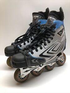 CCM-SE-88-Inline-Hockey-Skates-Rollerblades-Size-11-EXO-Skel