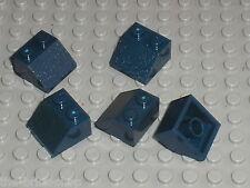 LEGO NavyBlue slope brick ref 3039 / Set 4982 5891 7153 4762 65153 7094 10195...