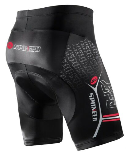 Cycling Shorts 4D Gel Padded Road Bike Shorts Smooth Spinning Class Wear Tights