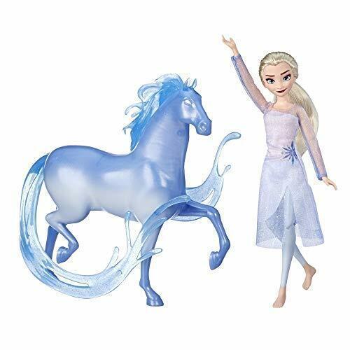 Die Eiskönigin 2 Disney Die Eiskönigin Elsa Puppe und Nokk Figur