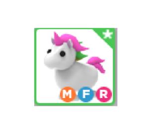 Roblox Adopt Me Unicorn Mega Neon Fly Ride Legendary Fast Delivery Mrf Mfr Rmf Ebay