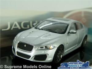 Jaguar Official Merchandise XFR Scale Model 1:43