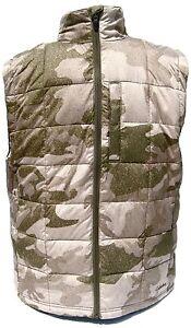 796b5fb5fd24e Details about Cabela's Men's Ultra-Pack Prima-loft Series Down Outfitter  Camo Hunting Vest