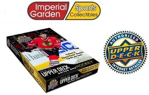 2014-15-14-15-Upper-Deck-Series-1-NHL-Hobby-Hockey-Factory-Sealed-Box