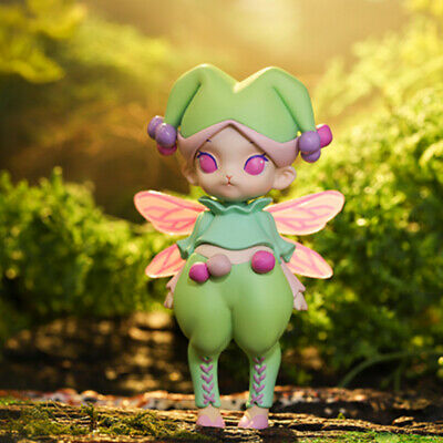 AYLA x POP MART Animal Fashion Show Jellyfish Princess Mini Figure Designer Toy