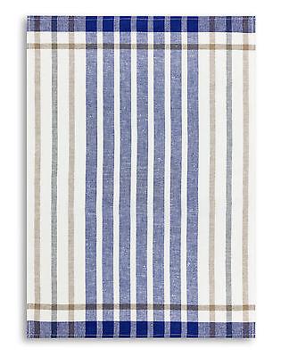 Kracht Geschirrtuch Halbleinen, Streifen, 50x70, in 6 trendigen Farben