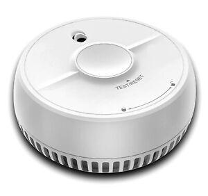 1-x-FireAngel-Optical-Smoke-Alarm-Detector-Toast-Proof-Battery-Powered-9V-New