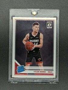 2019-20-Donruss-Optic-Tyler-Herro-Rookie-172-Miami-Heat