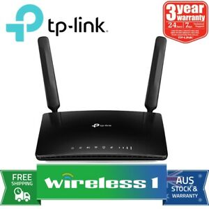 TP-Link Archer MR400 AC1250 Wireless Dual Band 4G LTE Router