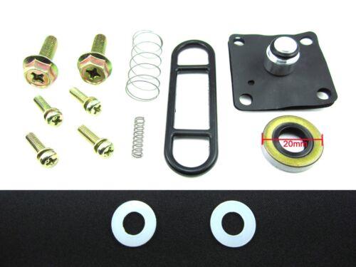 Fuel Petcock Valve Shut Off Repair Rebuild Kit GSXR 600 GSXR750 GSXR1100