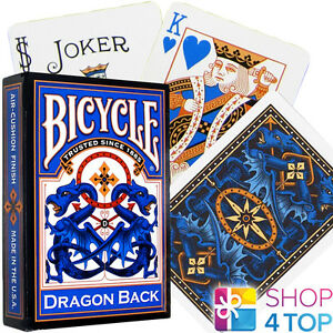 1 Sealed Deck Bicycle Dragon Playing Cards