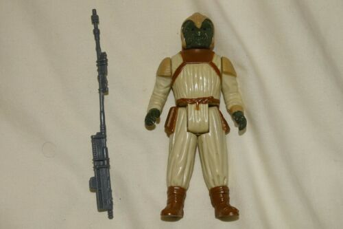 YOUR CHOICE COMPLETE VINTAGE STAR WARS FIGURES WITH ORIGINAL ACCESSORIES