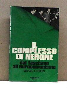 IL-COMPLESSO-DI-NERONE-M-A-Ledeen-Libro-Editoriale-Nuova