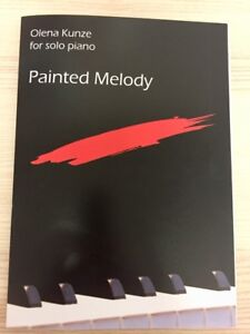 Painted-Melody-Olena-Kunze-for-solo-piano-Musikstuecke-fuer-Klavier