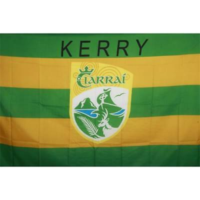 Cork GAA Official 5 x 3 FT Flag Large Crested Irish Gaelic Football Hurling