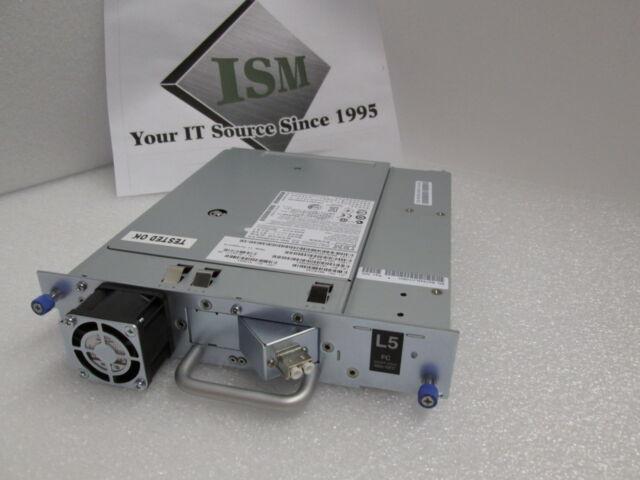 IBM 3573-8248 LTO5 Fibre HH Tape Drive 00V6733 46X6075 46X2684 46X9553