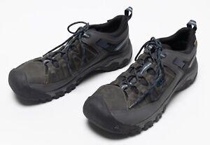 b4cff1d80db Details about Men's Keen Targhee III 3 Low WP Waterproof Trail Hiking Shoes  Size Sz US 15 US15