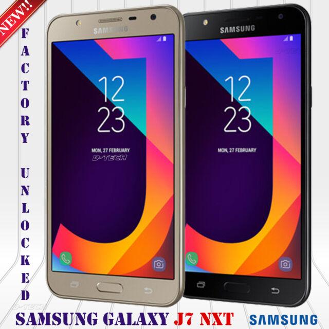 Samsung Galaxy J7 Nxt Duos SM-J701F (16GB - 32GB) Android Unlocked Phone 13MP