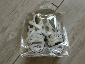 first look famous brand quite nice Détails sur Basket hello kitty bébé fille t 19/20 bon état