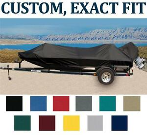 Details about 7OZ CUSTOM BOAT COVER HEWESCRAFT-WEST COAST 190 SEA RUNNER  W/EXTD TRANS 15-17