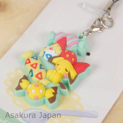 Pokemon POKEMIKKE Third Rubber Charm Strap D Pichu /& Togepi Earphone jack